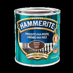 Hammerite Prosto Na Rdzę - matowy brązowy
