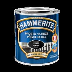 Hammerite Prosto Na Rdzę - czarny połysk