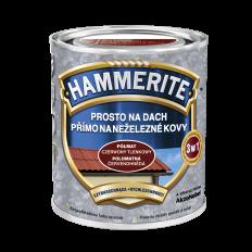 Hammerite Prosto Na Dach - półmat czerwony tlenkowy