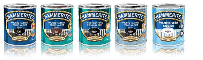 produkty Hammerite